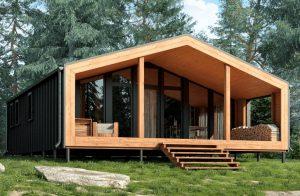 Modules māja 1